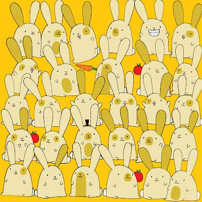 eşsiz tavşan