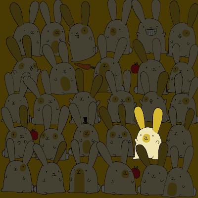 eşsiz tavşan çözüm