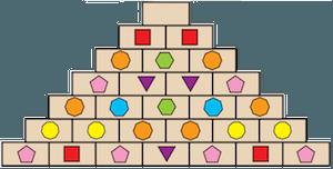 şekilli üçgen